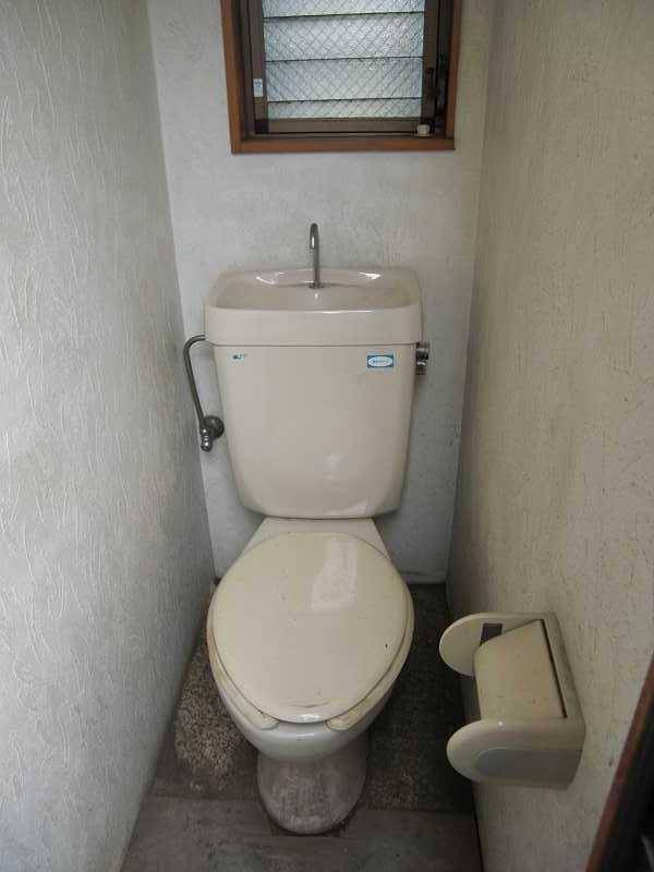 ↪雨水トイレ